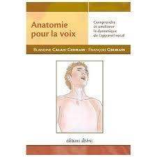 Le nouveau livre de Blandine Calais Germain : Anatomie pour la voix