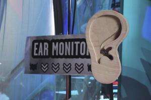 Ear monitors pour un retour efficace sur scène